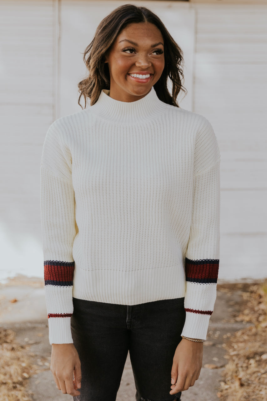 White Winter Sweaters | ROOLEE