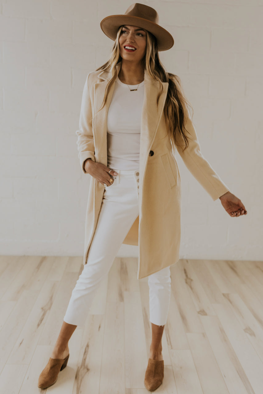 Simple Elegant Outerwear | ROOLEE