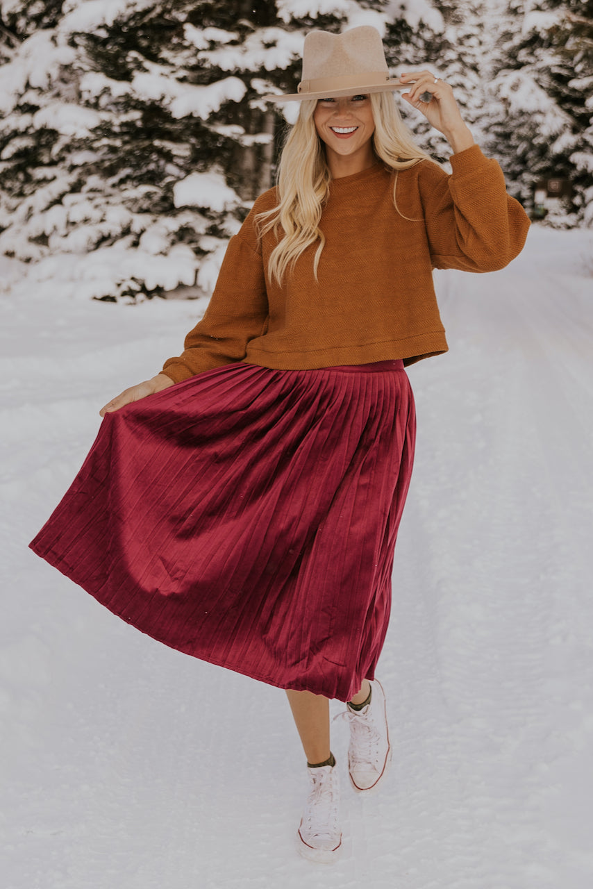 Winter Outfit Ideas | ROOLEE