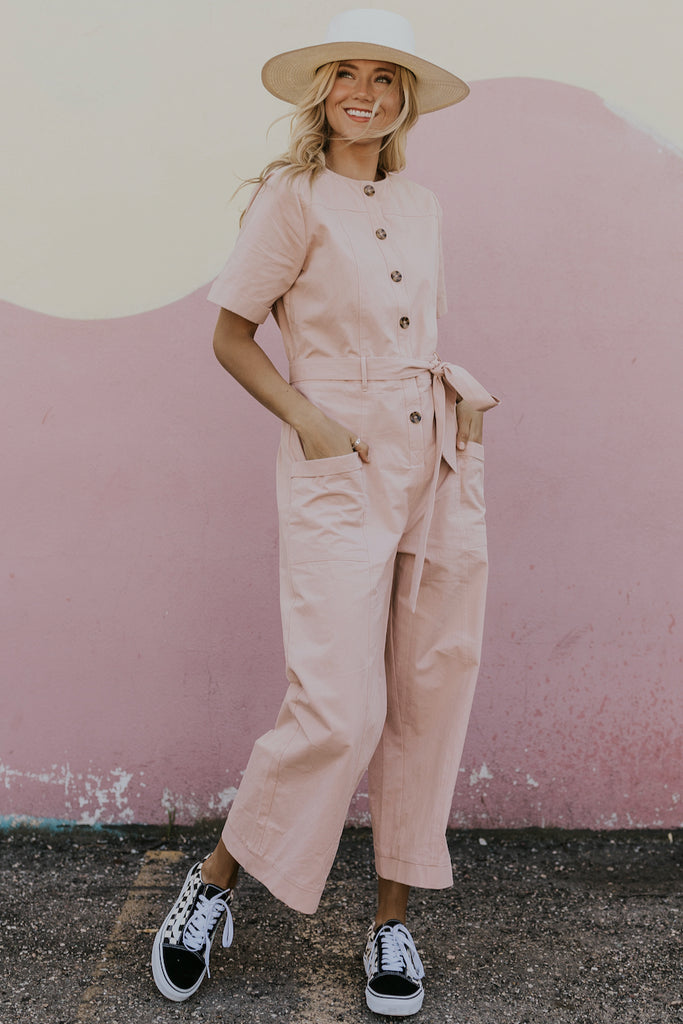 Women's Summer Jumpsuit Outfit | ROOLEE