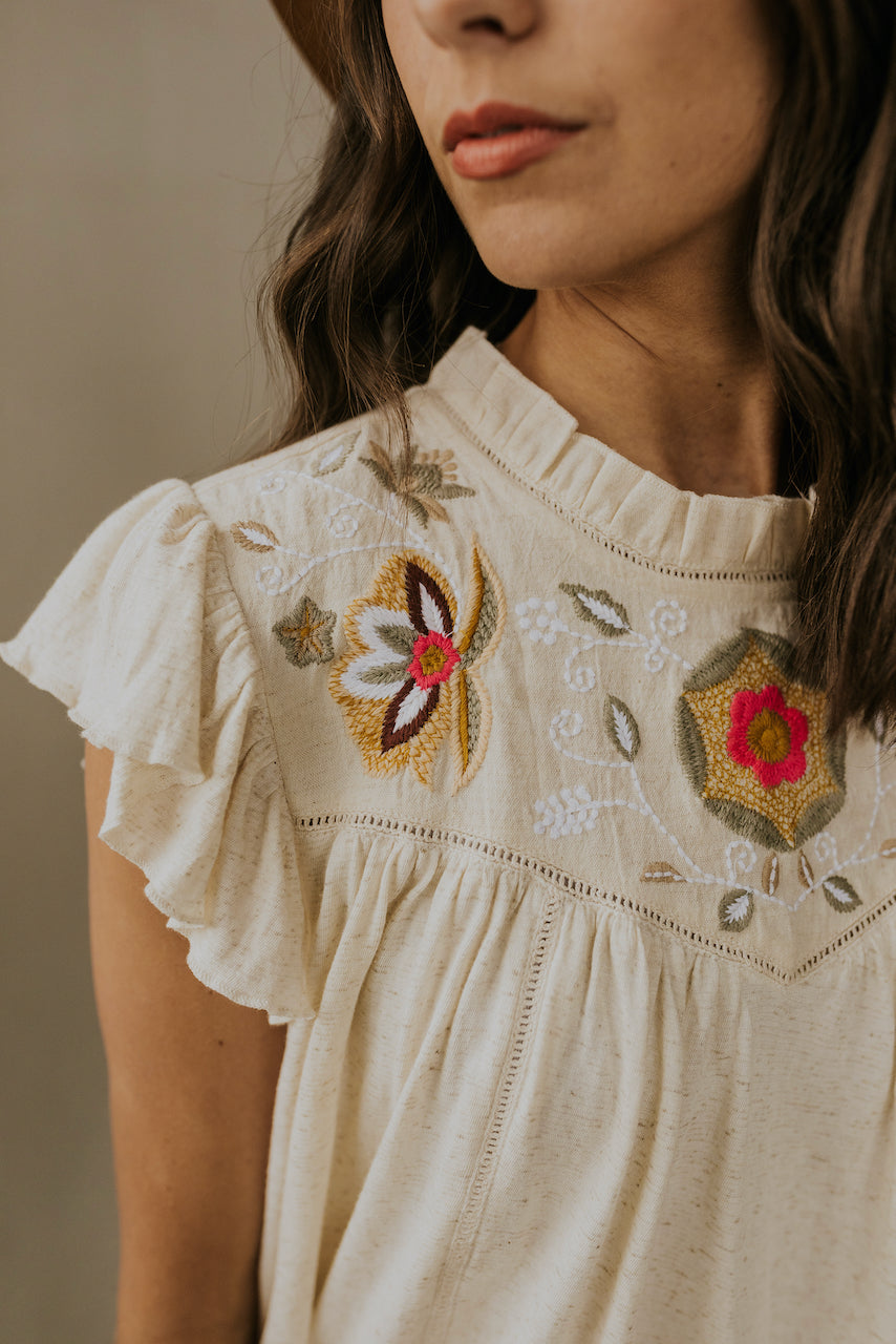Cute blouses for spring | ROOLEE