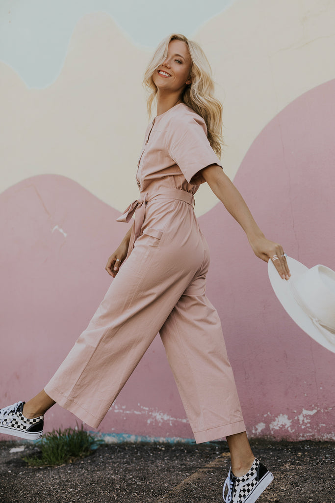Business Casual Jumpsuit | ROOLEE
