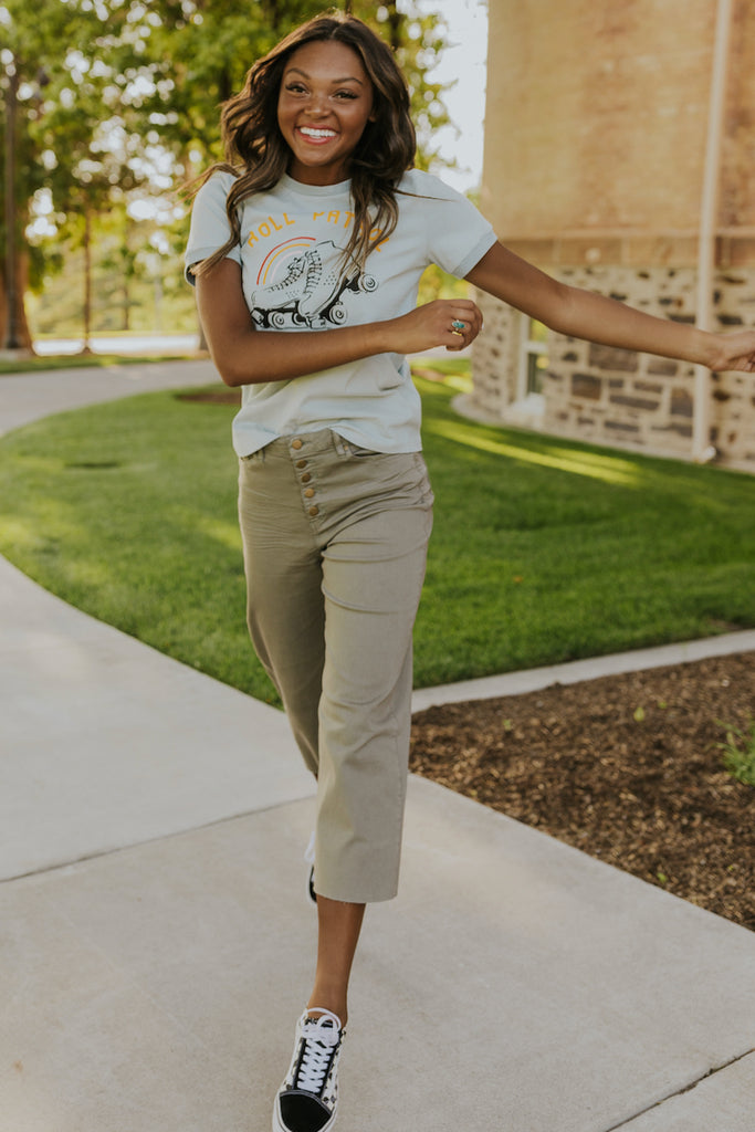 casual back to school outfits | ROOLEE