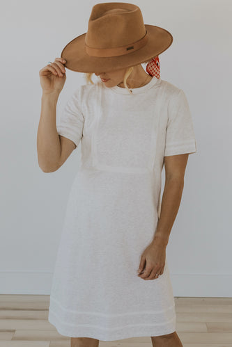 Darling white dresses for women | ROOLEE