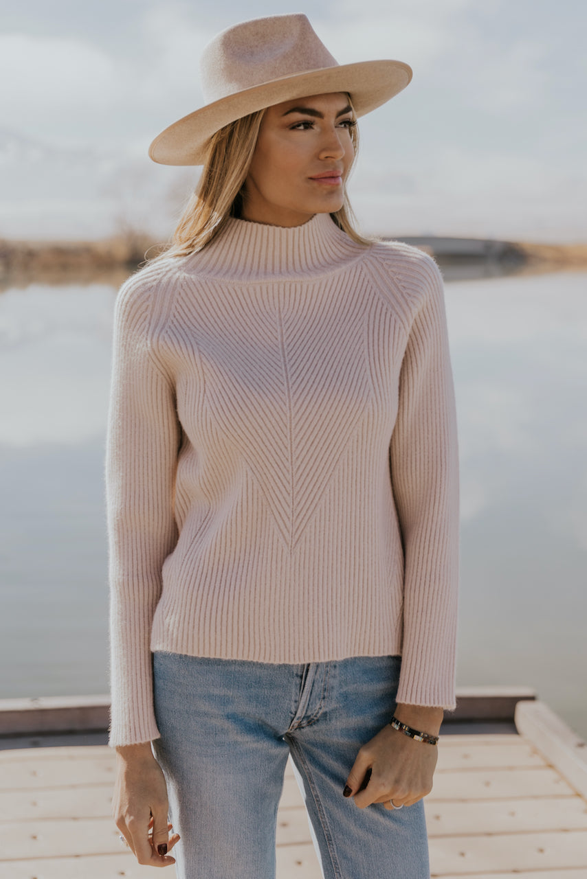Textured Sweaters for Winter | ROOLEE