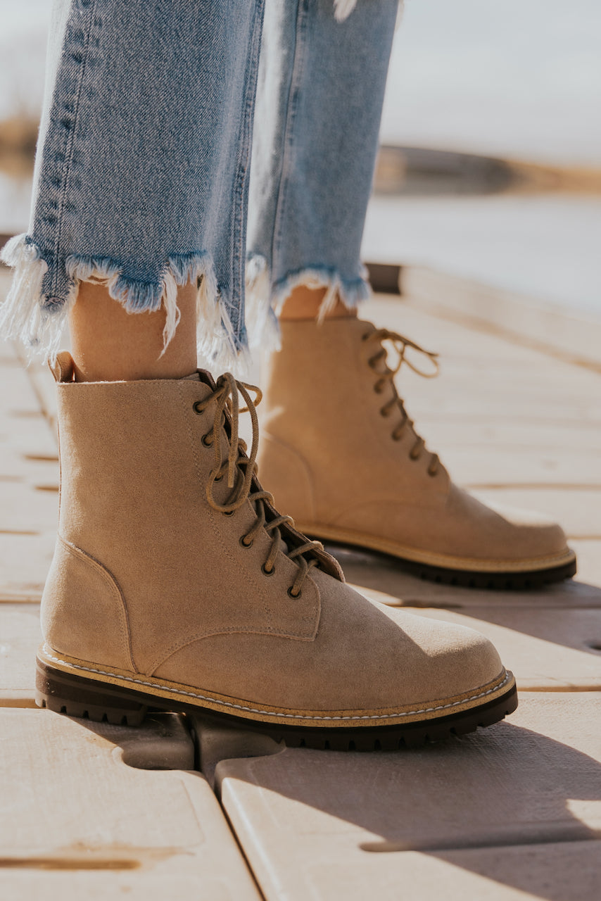 ROOLEE Drew Military Boot