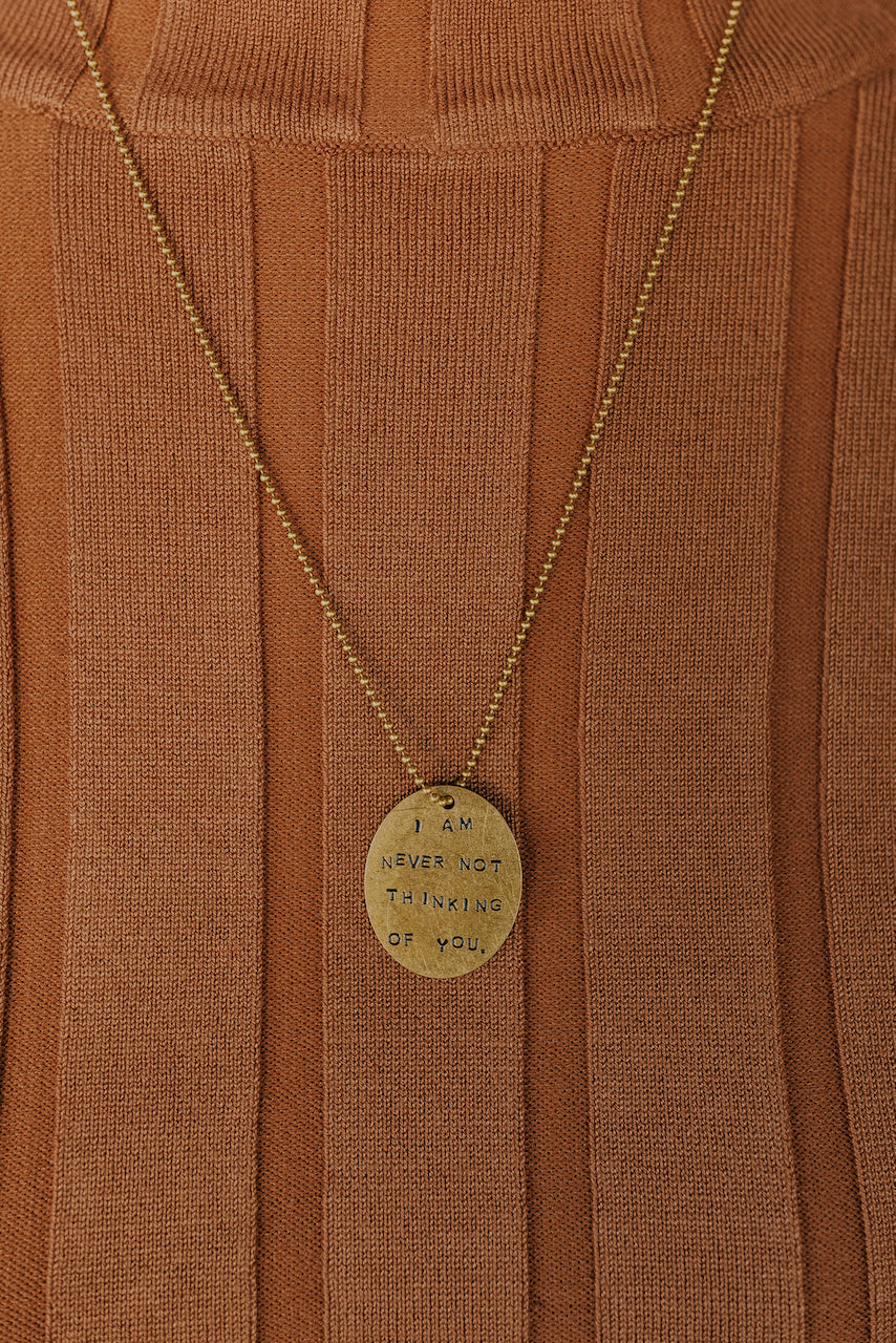 Gold Minimal Jewelry Necklace | ROOLEE