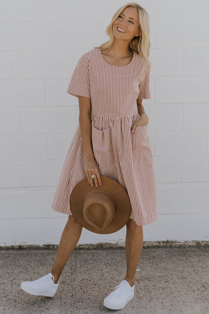 Striped Dresses | ROOLEE
