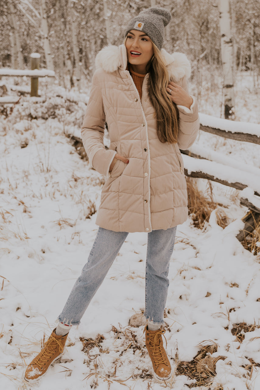 Full Length Puffy Coat | ROOLEE