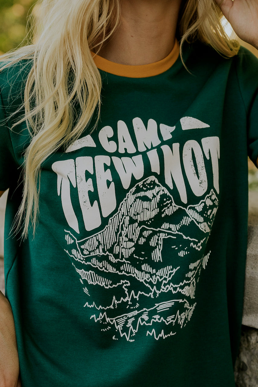 Camp Teewinot Graphic Tee