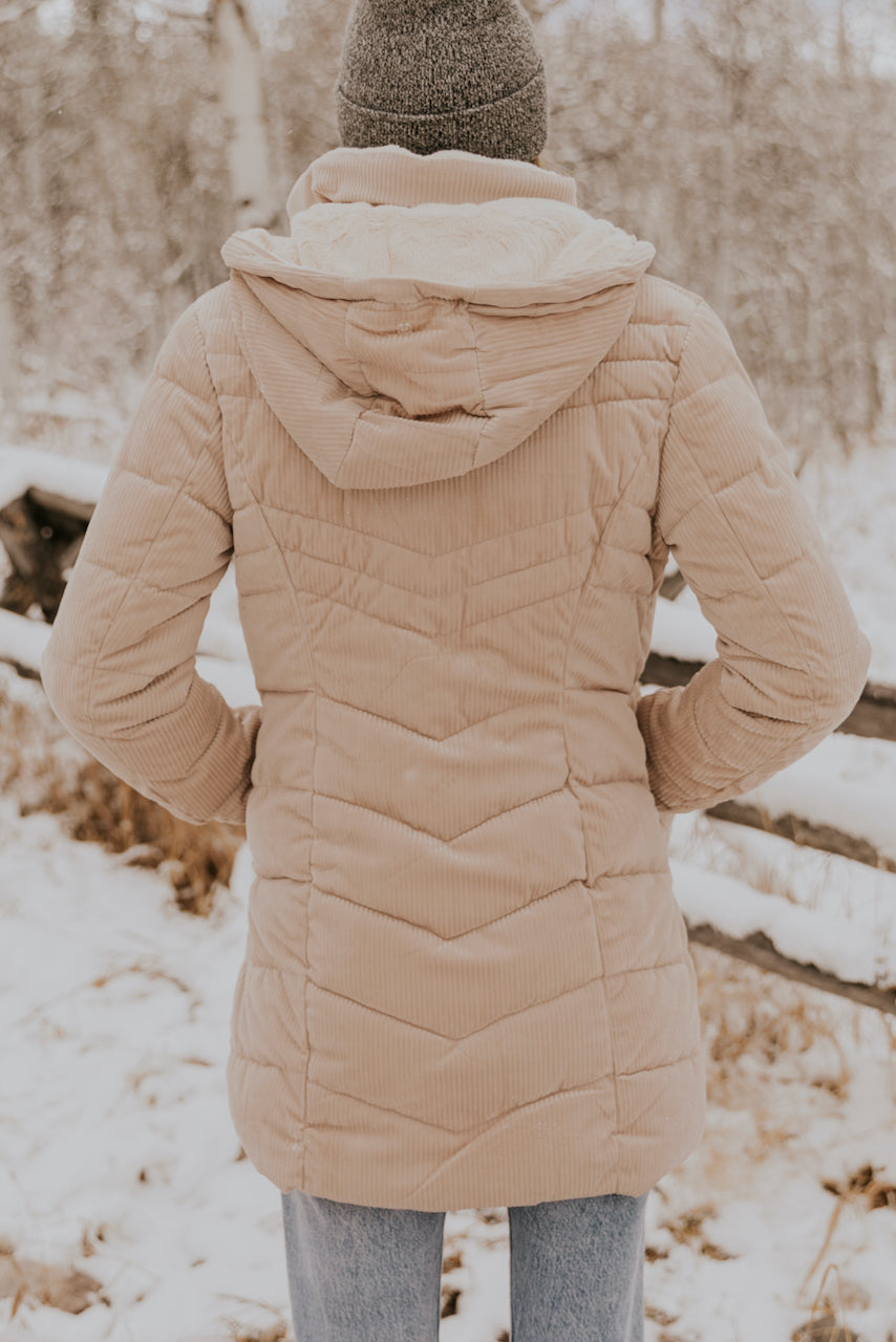 Cozy Faux Fur Winter Coat | ROOLEE