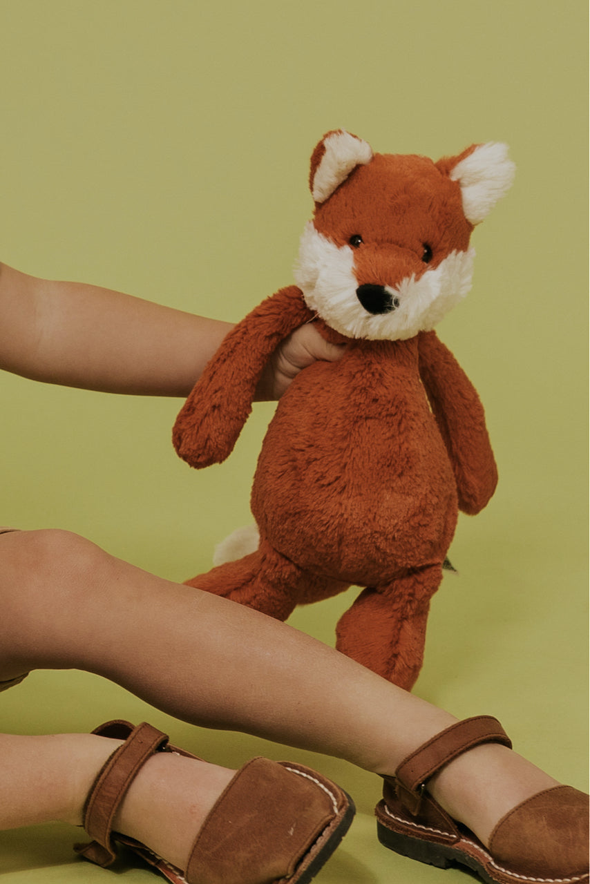 Cute Fox Stuffed Animal | ROOLEE