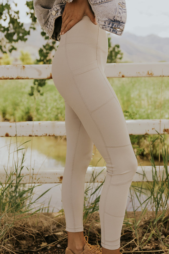 Thick Material Leggings | ROOLEE