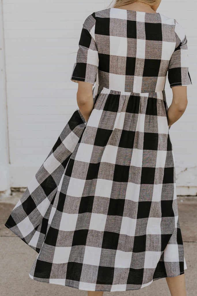 Plaid Dress for Every Season | ROOLEE