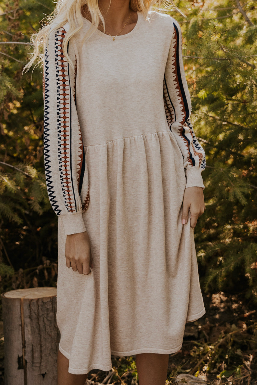 Embroidered Dresses for Winter | ROOLEE