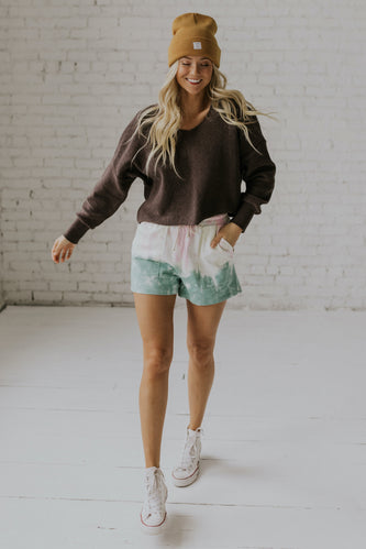 Paint Dreamscapes Shorts