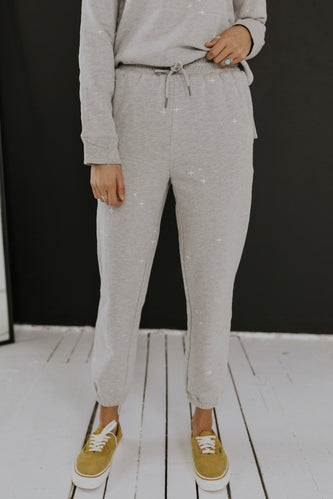 Womens grey sweats sets for Winter | ROOELE