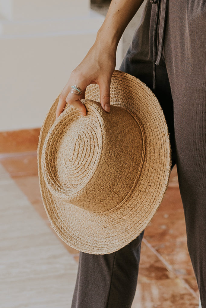 Sloan Straw Hat