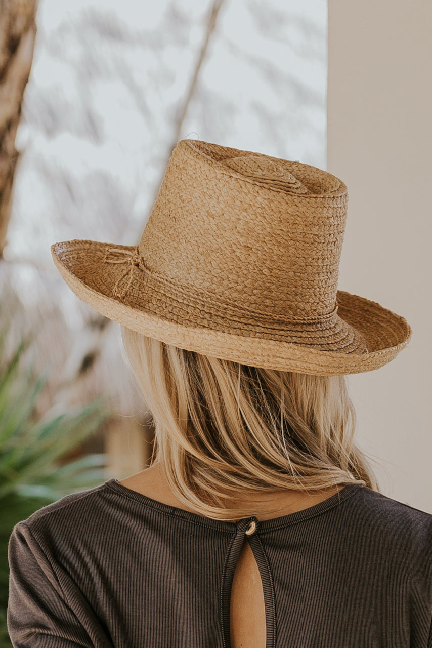 Natural Straw Hat Outfits | ROOLEE