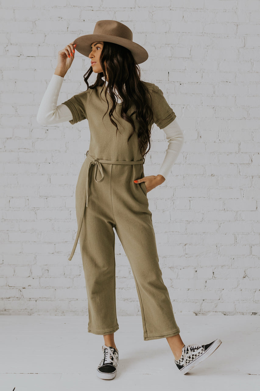Layering Jumpsuits Outfit Ideas | ROOLEE