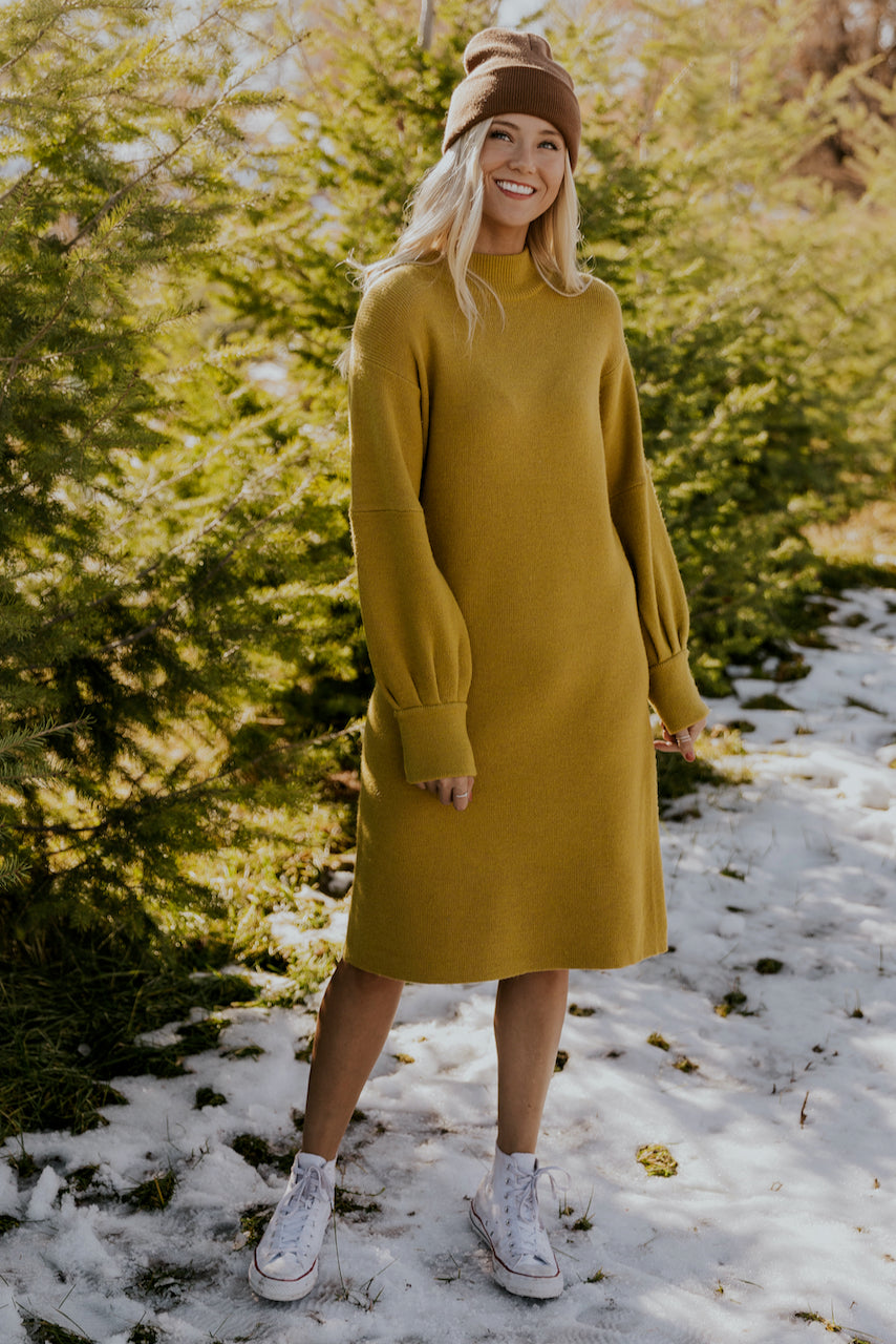 Modest Winter Dresses | ROOLEE