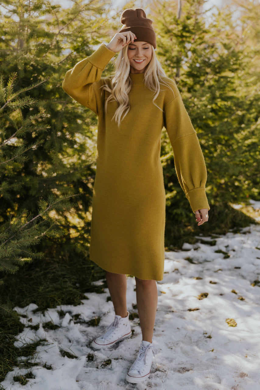 The Butterfield Dress