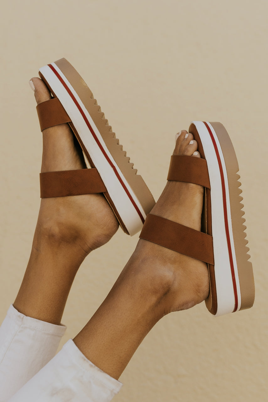 Cute Platform Sandals | ROOLEE