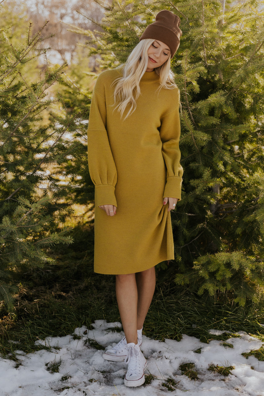 Trendy Winter Dresses | ROOLEE