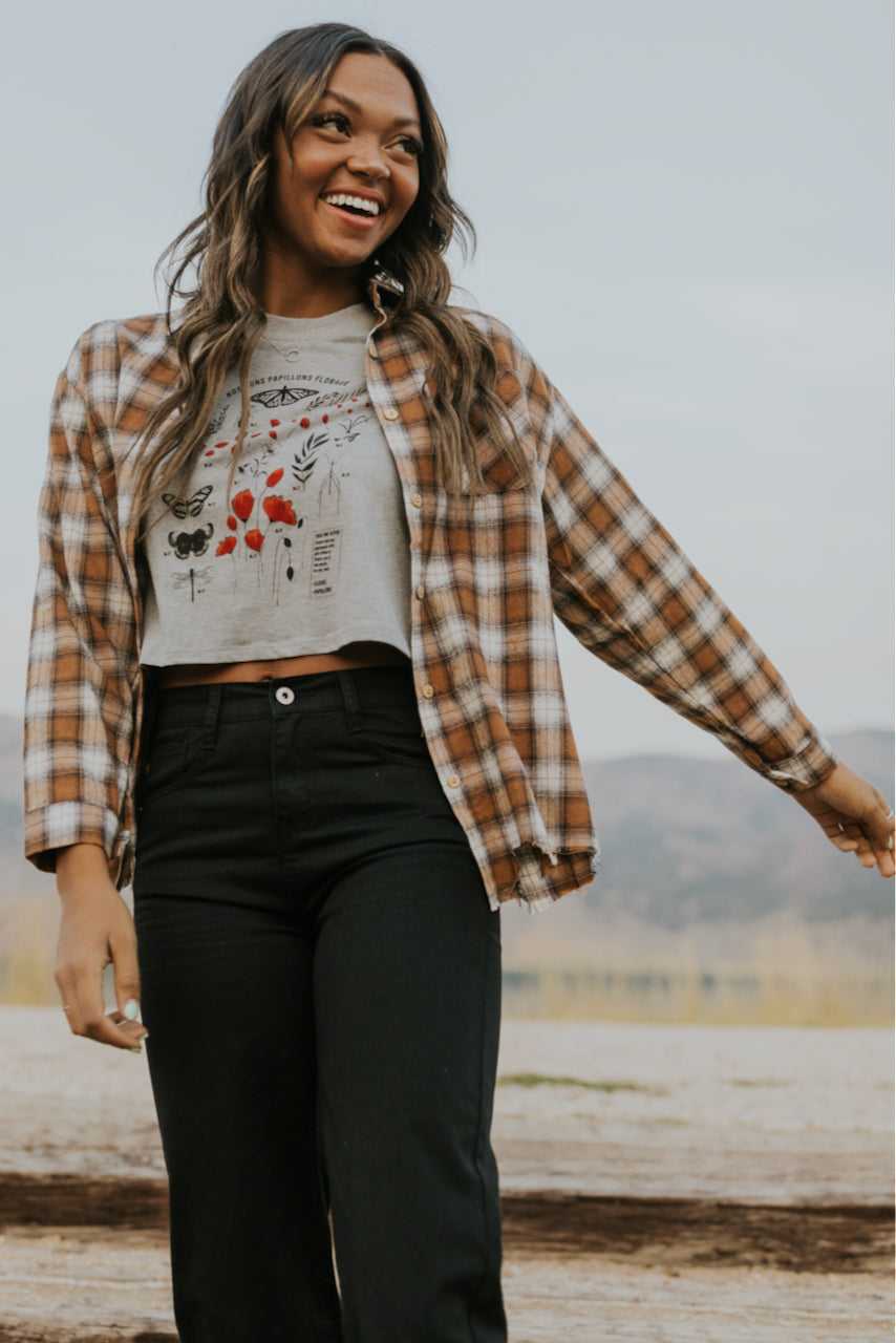 Cute textures to style in fall | ROOLEE