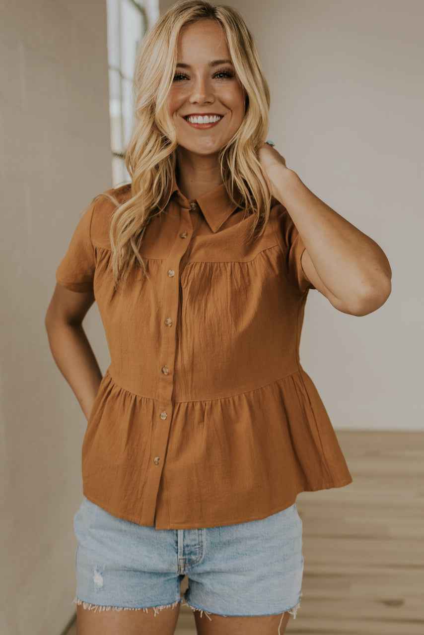 Nursing friendly tops | ROOLEE