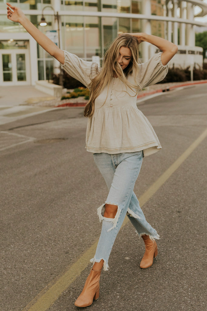 Button Up Top | ROOLEE