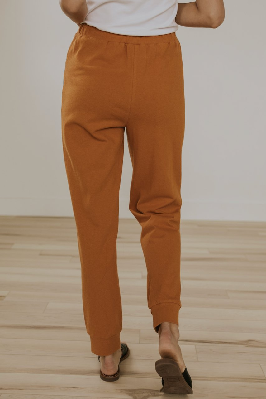 Jogger style retro pants for sleepwear | ROOLEE