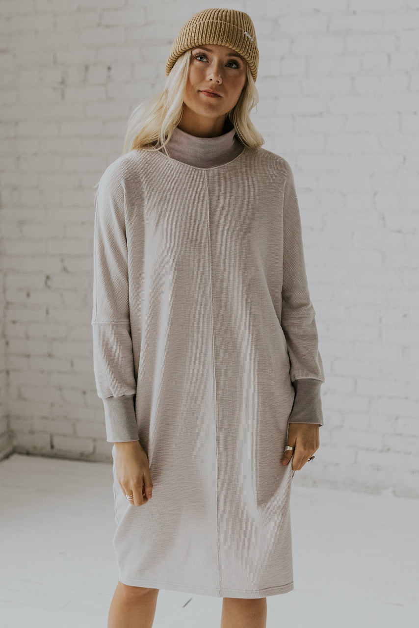 The Radio Washed MOM Dress