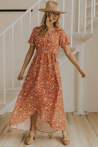 Floral Easter dress | ROOLEE