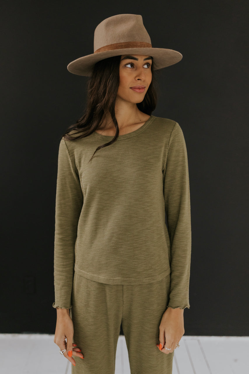 Ashlee Long Sleeve Top