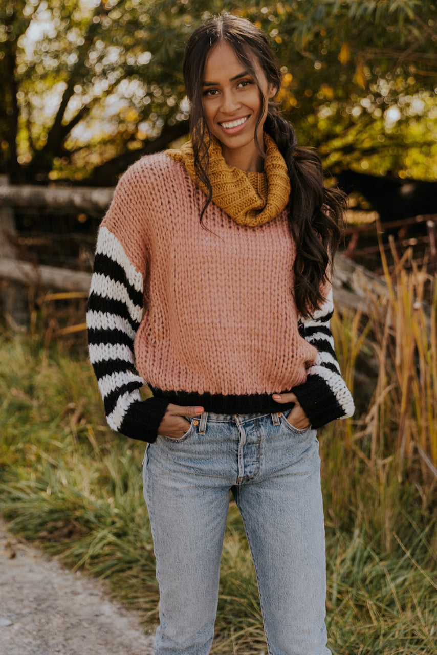 Long Sleeve Bright Sweaters Style for Winter | ROOLEE