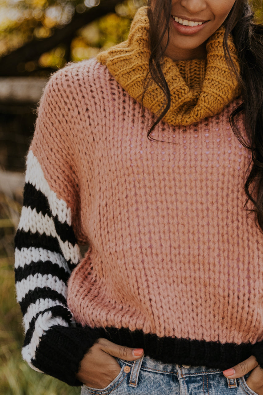 Cute colorful knit sweaters | ROOLEE