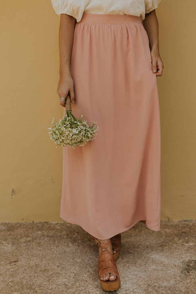 Maxi Skirts for Spring | ROOLEE
