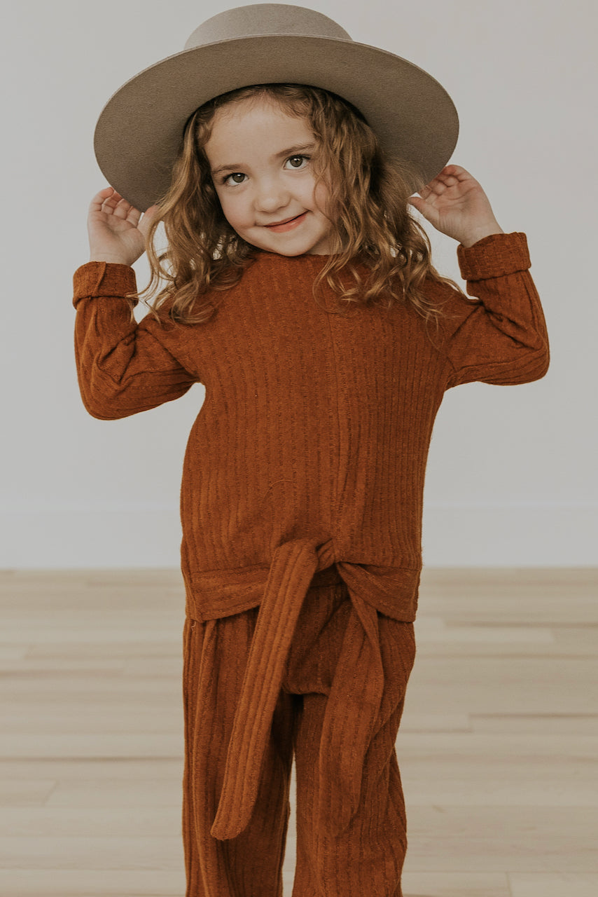 Long Sleeve Cozy Sets for Girls | ROOLEE