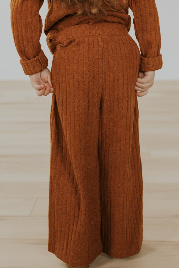 Long Pants for Girls | ROOLEE