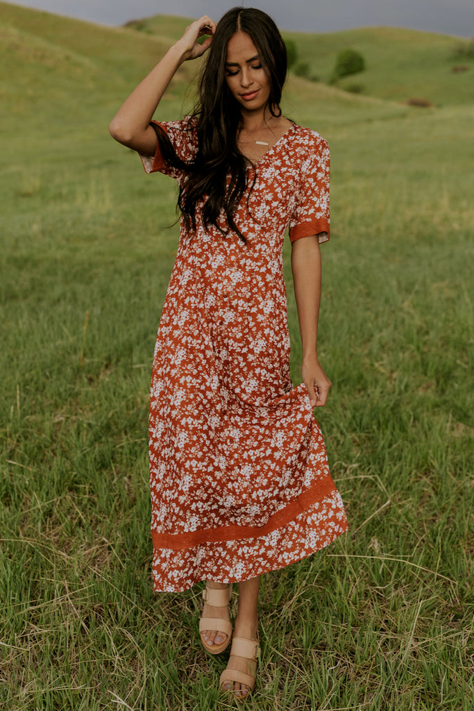 Cute Floral Summer Dresses | ROOLEE