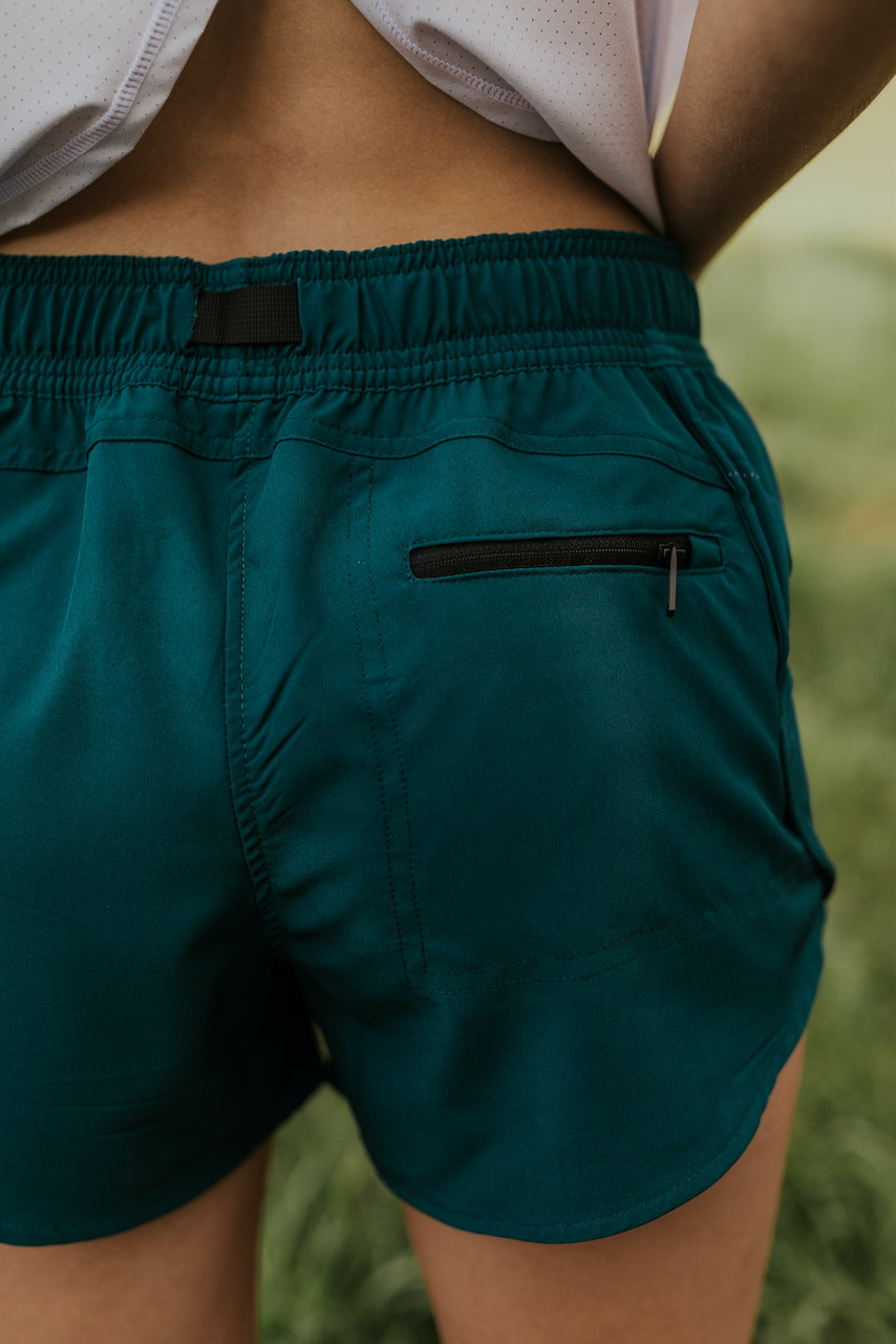 Women's Running Shorts with Pockets | ROOLEE