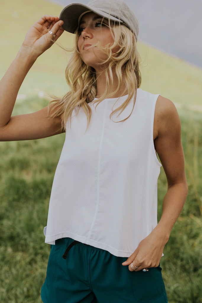 High neck active top | ROOLEE