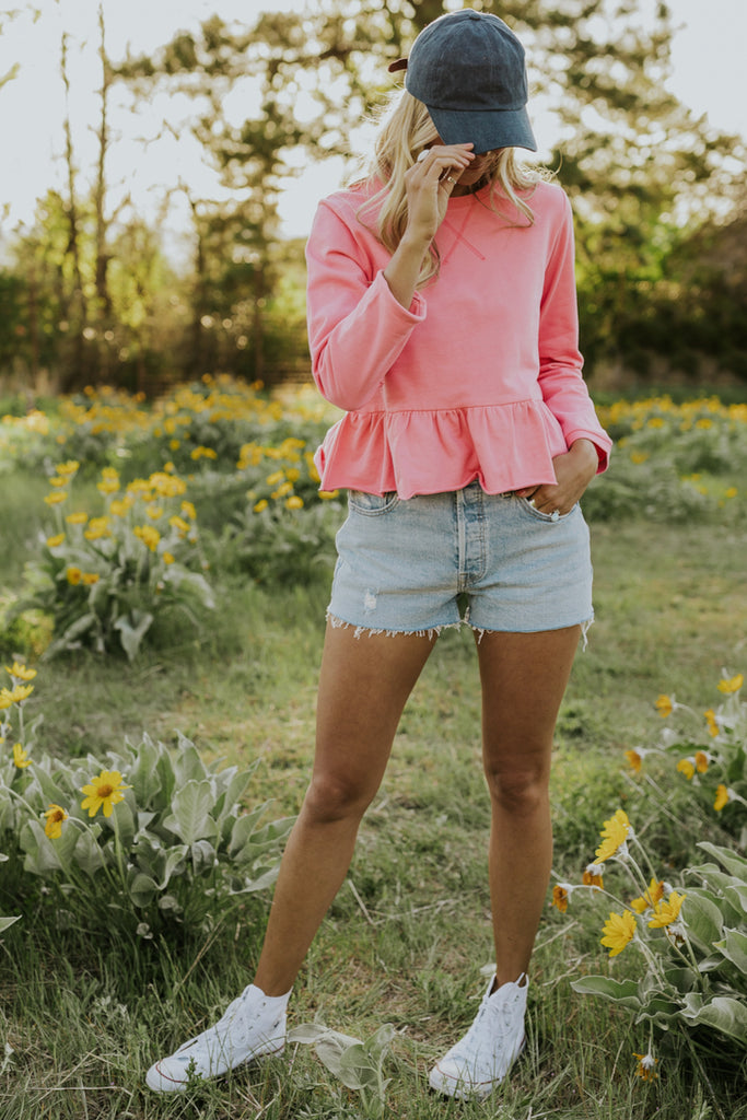 Bright Tops for Summer| ROOLEE