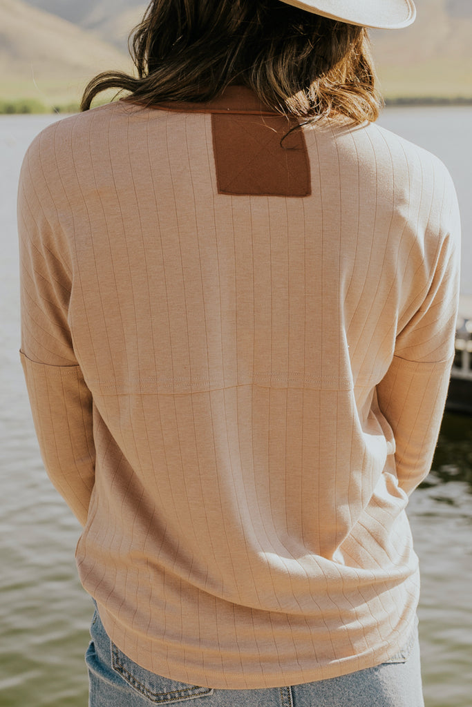 Simba Button Long Sleeve