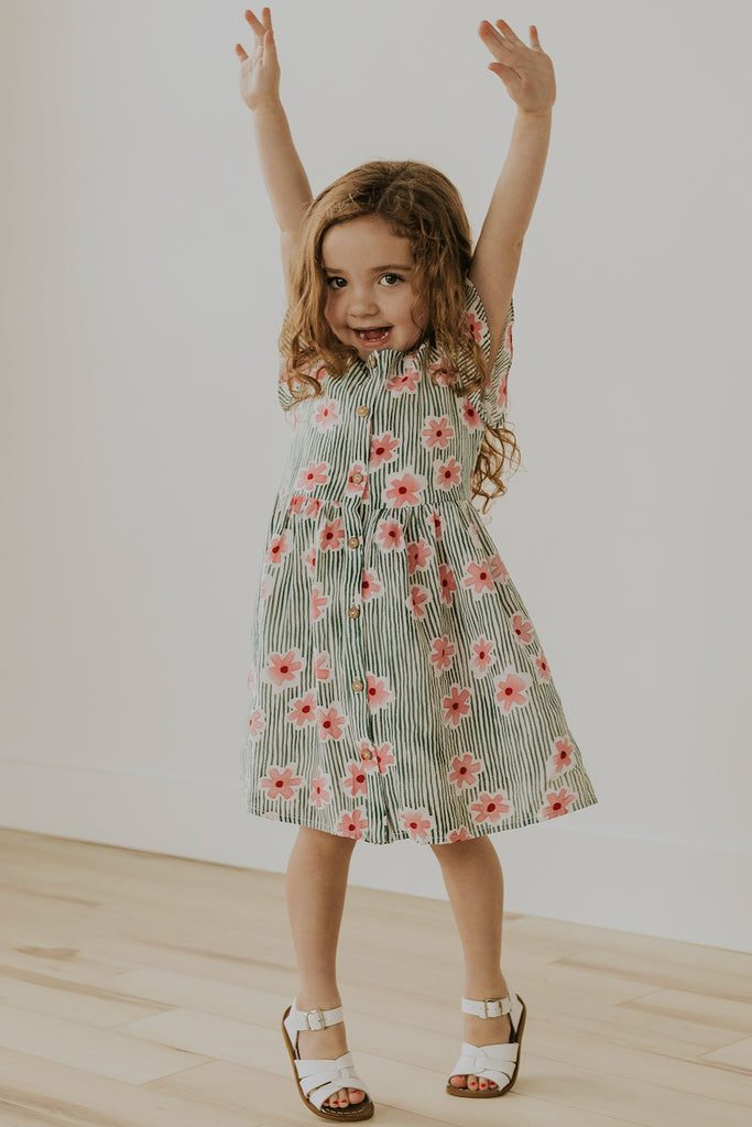 Spring Dresses for Girls | ROOLEE