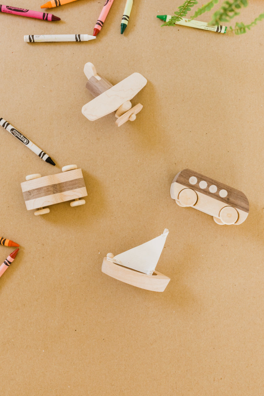 Stockhome x Gathre Wooden Toys