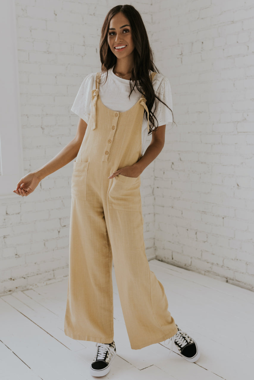 How to style a jumpsuit | ROOLEE