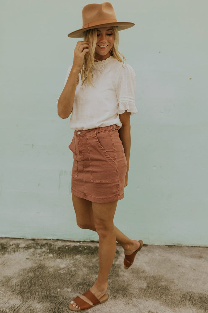 Summer Outfit Inspiration | ROOLEE