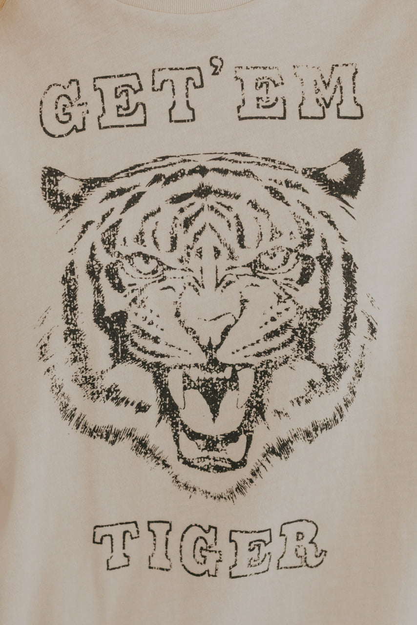 Cute Tiger Shirts Womens | ROOLEE